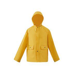 Yellow Heavy Weight Rain Suit