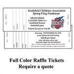Custom Giant Ticket (Astrobright Colors)