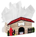 Custom Dog House Large Intricut Box