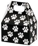 Custom Pet Paws Mini Gable Box