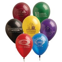 "9"" Luminous Natural Latex Balloon"