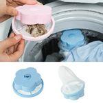 Custom Washing Machine Floating Lint Mesh Bag