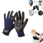Custom Pet Bath Cleaning Gloves(Pair)