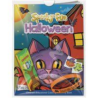 Halloween Combo Pack - Fun Mask Coloring Book - Spooky Fun Halloween