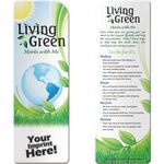 Bookmark - Living Green Starts with Me