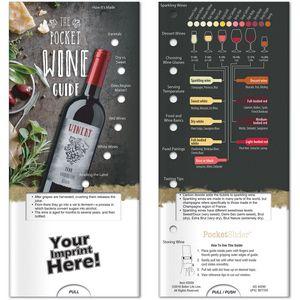 Pocket Sliders -The Pocket Wine Guide