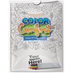 Custom Combo Pack - Color Comfort & 6-Pack of Colored Pencils in a Poly Bag