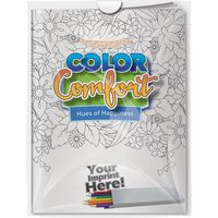 Combo Pack - Color Comfort & 6-Pack of Colored Pencils in a Poly Bag