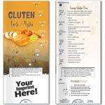 Custom Pocket Slider - Gluten Fact & Myths