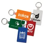 Custom Rectangle Key Tag