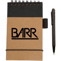 Eco Pocket Jotter w/Micro-Pen