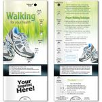 Custom Pocket Slider - Walking For Your Health
