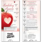 Custom Pocket Slider - Healthy Heart for Women