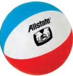 Custom Beach Ball Stress Ball