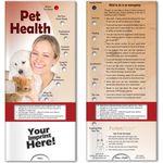 Custom Pocket Sliders - Pet Health