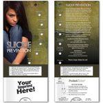 Custom Pocket Slider - Suicide Prevention