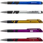 Custom Fresno Plastic Twist Pen