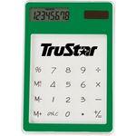 Custom Transparent Calculator