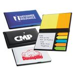 Custom Executive Sticky Note Book with Arrow Flags