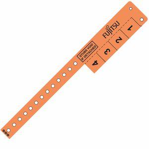 Customized Plastic Wrist Bands!