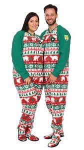 Polar Bear Footed Pajama - PJ-AFT-77 - IdeaStage Promotional ... 14adce538