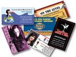 Full color Magnetic Business Card