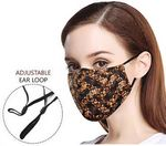Adjustable 2 Layer Cooling Face Mask