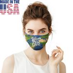 Breathe Easy Spandex Max Comfort 2 layer Mask