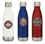 Custom Stainless insulated water bottle