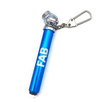 Mini Tire Gauge With Key Chain