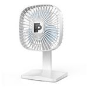 Custom Adjustable Fan with Desk Organizer With Phone Holder