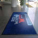 Custom 5'x10' Entrance Anti-slip Carpet Logo Mats
