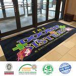 Custom 5' x 10' Printed Outdoor/Indoor Custom Made Logo Floor Mats