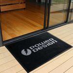 Custom 3' X 4' indoor logo mat/carpet