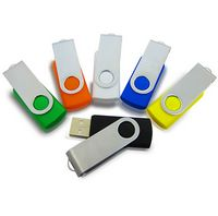 Classic Unique Swivel USB Flash Drives