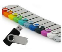 Swivel USB Flash Drive Stick