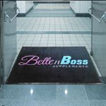 Custom 3' X 4' Custom Indoor & Outdoor Covered Mat Rugs