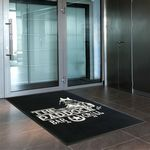 Custom 4' x 8' Custom Indoor & Outdoor Logo Mat Floor Rugs