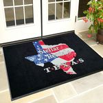 Custom Workplace Logo Mats Rugs Better Material (4'x6')