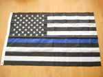 Thin Blue Line National Flag
