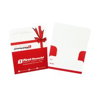 GC-121 Gift Card Holder / Key Card Holder