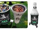 Custom Beer/Liquor/Soda Bottle Grill/Cooler