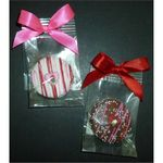 Valentine Heart Fancy Sandwich Cookie