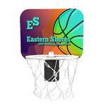 Custom Wastebasket Basketball Hoop