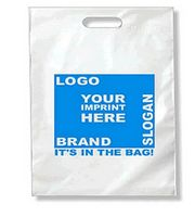 "8"" x 11"" Reusable & Recyclable Plastic Bags"