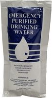 Emergency Water up to 6 year shelf life USCG Approved