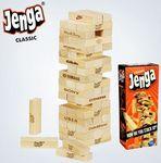 Custom Jenga Classic Game