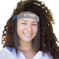 Face Shield With Elastic Strap