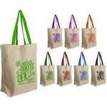 Custom The Brunch Tote - Cotton Grocery Tote