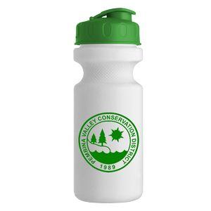 Custom Printed Recycled Material Sport Bottles
